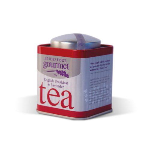 English Breakfast and Lavender Tea 100g