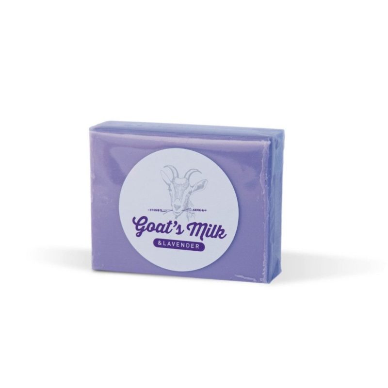 Goats Milk Lavender Soap Purple