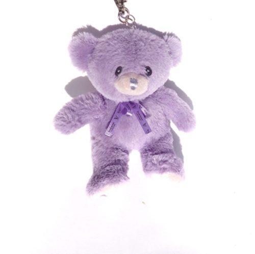 Bobbie the Bear Key Ring Shopping Bag against a white background.
