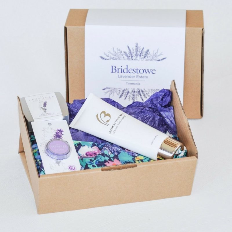 Lavender Pamper Kit