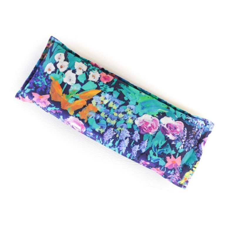 Lavender and linseed eye pillow.