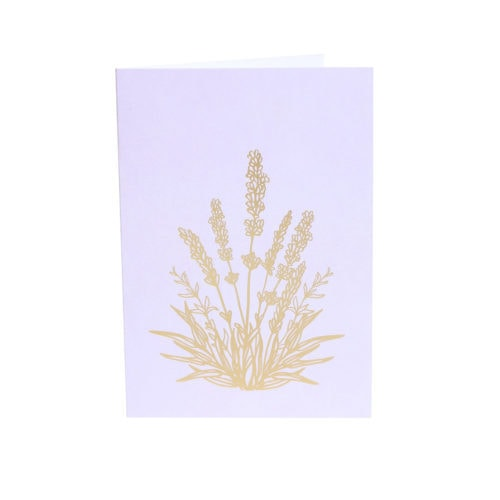 Bridestowe Card Lavender