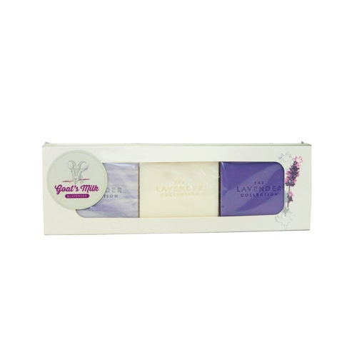 Bridestowe Goats Milk Soap 3Pack