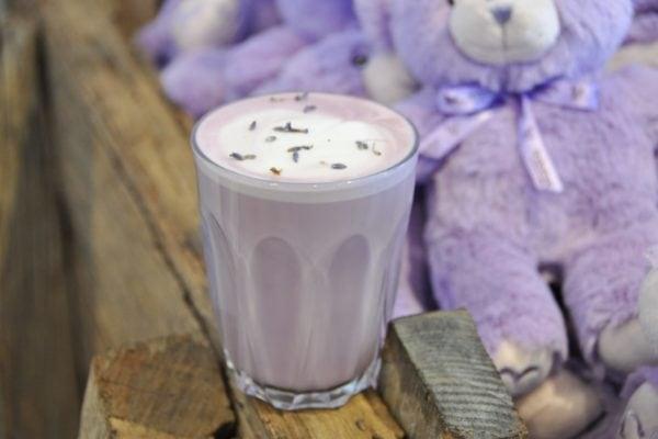 Lavender Latté